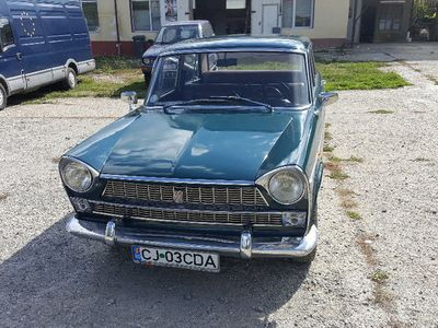 second-hand Fiat 1800B an 1967 totul original