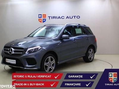 second-hand Mercedes GLE350 GLEd 4MATIC