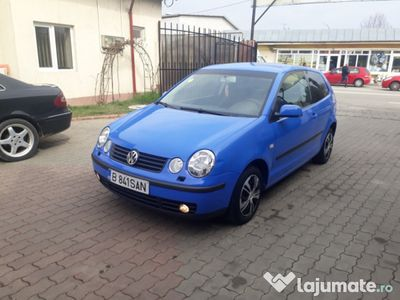 second-hand VW Polo 1.2i fab 2004 inm Ro Aer conditionat servo directie