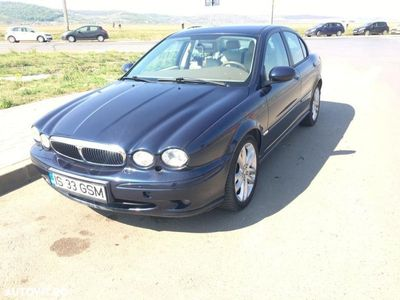 second-hand Jaguar X-type