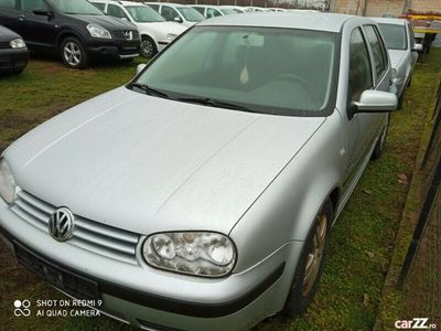 second-hand VW Golf