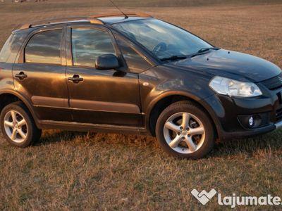 second-hand Suzuki SX4 4x4 - 2009 - 133.000 km
