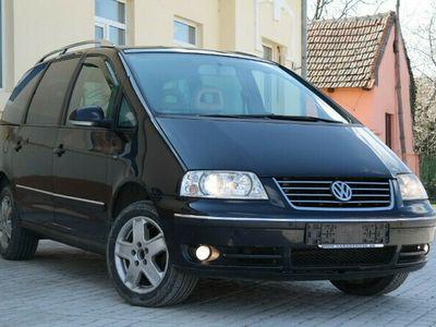 second-hand VW Sharan 1.9