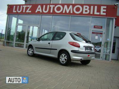 second-hand Peugeot 206 1.4 benzina