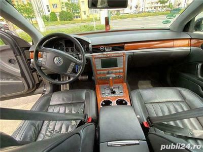 second-hand VW Phaeton