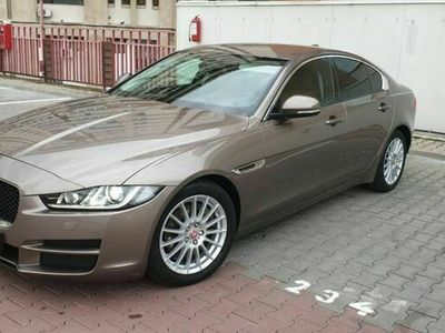 second-hand Jaguar XE