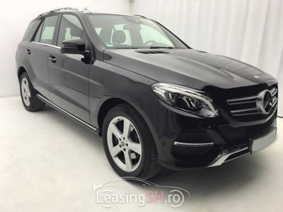 second-hand Mercedes GLE250 din 2017