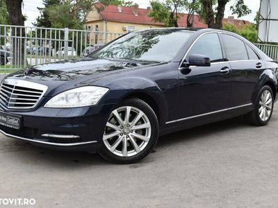 second-hand Mercedes S350 din 2012