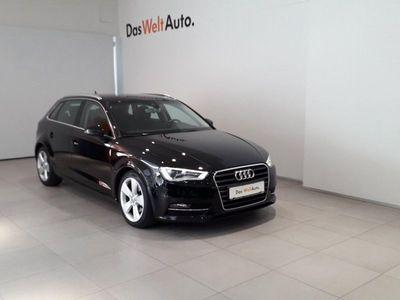 second-hand Audi A3 Sportback Ambition 2.0TDI clean diesel