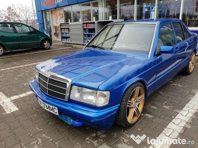 second-hand Mercedes 190 pentru cunoscători!