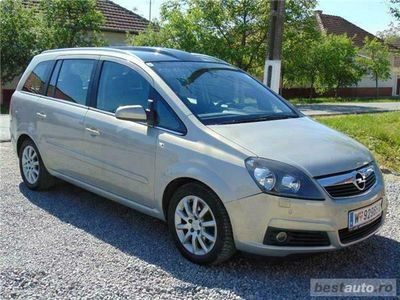 second-hand Opel Zafira cosmo - 1.9 cdti