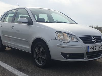 second-hand VW Polo 1.4.i,Proprietar,58 000 km
