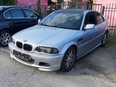 second-hand BMW 318 ci 2003 M packet euro 4 recent adus