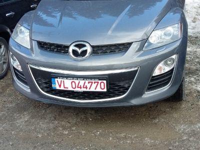 second-hand Mazda CX-7 diesel 4x4