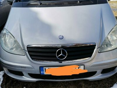 second-hand Mercedes A140 diesel