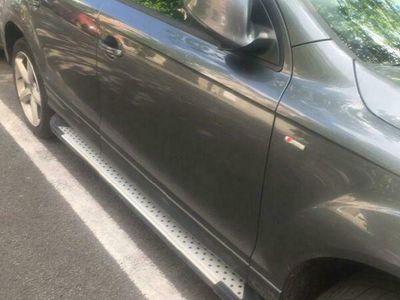 second-hand Audi Q7 ful SLine 3.0 300 cp