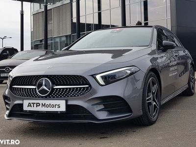 second-hand Mercedes A250