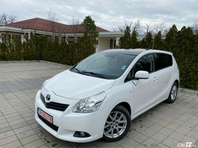 second-hand Toyota Verso 2.0 - 127 Cp - An fabr. 2012 - Euro 5
