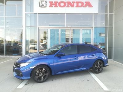 second-hand Honda Civic 5D 1.5 VTEC Turbo MT Sport