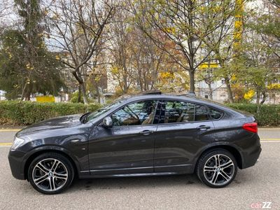 second-hand BMW X4 M Packet 313 cp, full led impecabil