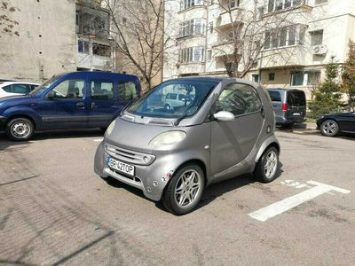 second-hand Smart ForTwo Coupé 2002