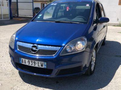 second-hand Opel Zafira 1.9 120 cp