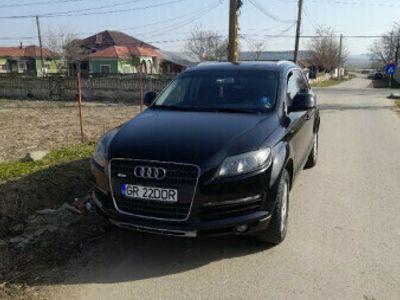 second-hand Audi Q7 pachet s-line