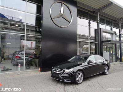 second-hand Mercedes E220 4MATIC Limuzina