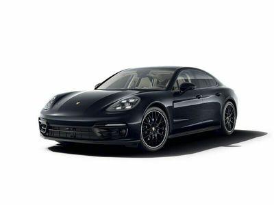second-hand Porsche Panamera 4
