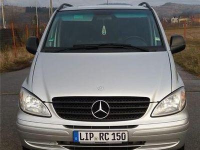 second-hand Mercedes Vito 4×4 Varianta lungă