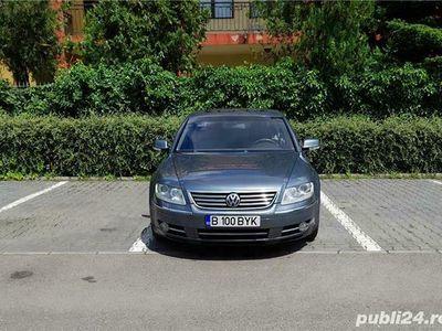 second-hand VW Phaeton 3.0