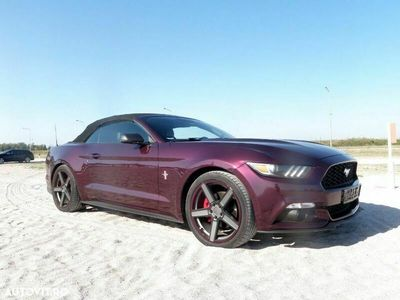 second-hand Ford Mustang Cabrio