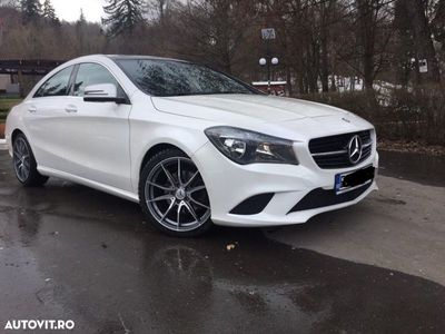 second-hand Mercedes CLA180