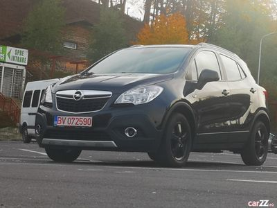 second-hand Opel Mokka 2013 euro 5
