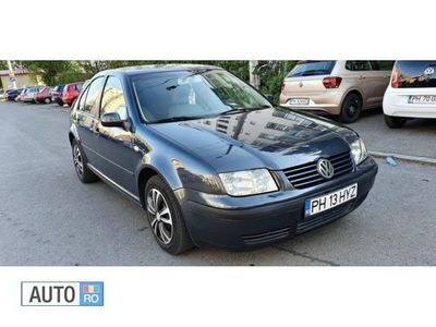 second-hand VW Bora 1.4 GPL