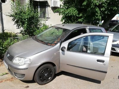 second-hand Fiat Punto 1.2 benzina 2003