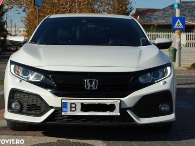second-hand Honda Civic 1.0