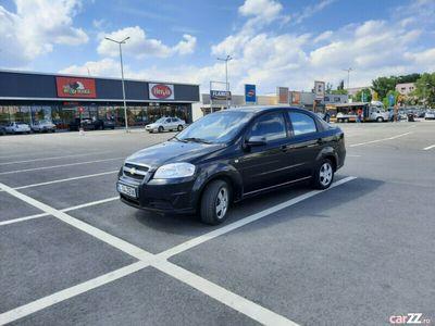 second-hand Chevrolet Aveo an 2010,benzina+gpl