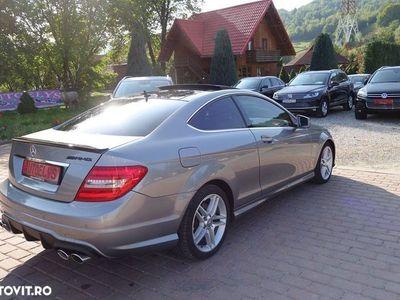 second-hand Mercedes C250 C