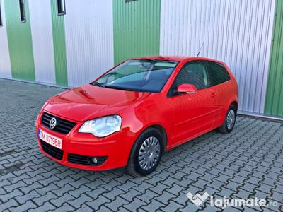second-hand VW Polo 1.4 mpi *an 2007 *euro 4 *impecabil