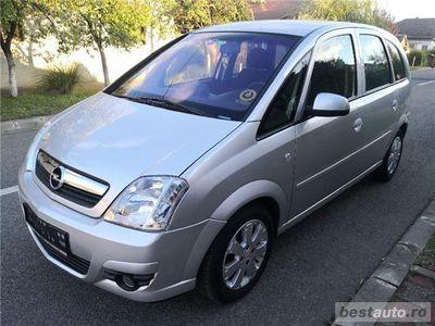 second-hand Opel Meriva 1.6i cutie automata km 101000 an 2007