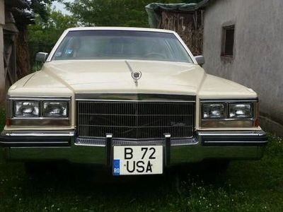 second-hand Cadillac Deville