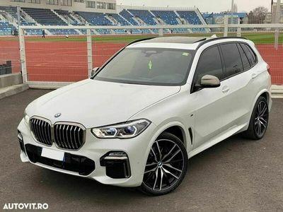 second-hand BMW X5 M M50d