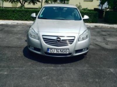 second-hand Opel Insignia Country Tourer A - Diesel