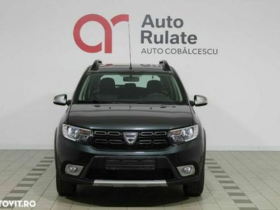 second-hand Dacia Sandero Stepway dCi