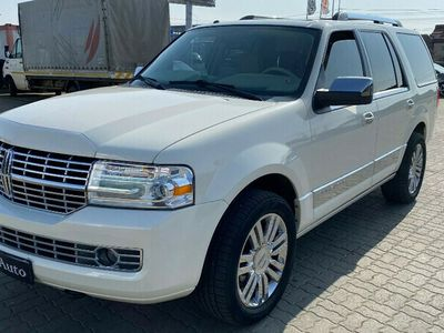 second-hand Lincoln Navigator 5.4 benzina + gpl 8locuri