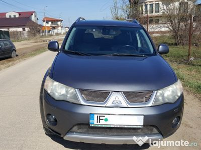 second-hand Mitsubishi Outlander 2.2 4x4 2008