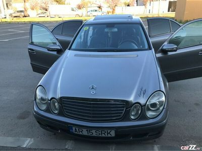 second-hand Mercedes 220 E Classcdi Clasic