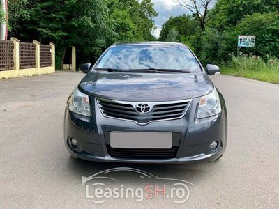 used Toyota Avensis din 2009