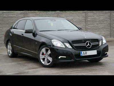 second-hand Mercedes E250